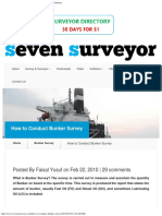 7Surveyor How to Conduct Bunker Survey Marine Surveyor Information