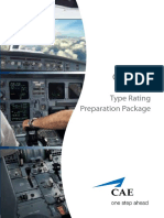 TR Prep Package Brochure CAE