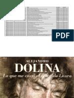 F. T.opereta Lo Que Me Costo El Amor de Laura