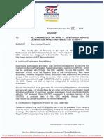 Exam Advisory No 08s.2016.pdf