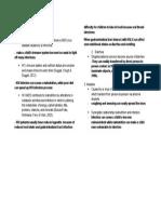 Presentation Cue Sheet