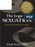 Ellie Ragland - The logic of Sexuation