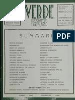 Grupo Verde - Apresentação - Mário de Andrade - Poema Convite Ao Suicído de Drummond a Mário