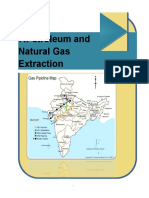 Oil and Natural Gas Extraction