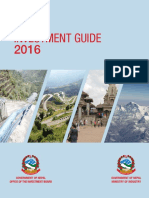 Nepal Investment Guide Book
