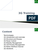 3G Training Drivporte Test r