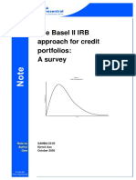 The Basel II IRB Approach for Credit Portfolios