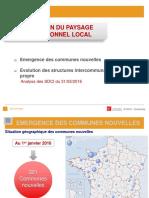 Présentation Ecolocale Caisse d'Epargne