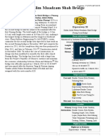 Sultan Abdul Halim Muadzam Shah Bridge - Wikipedia, The Free Encyclopedia