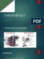 Informática clase 1