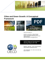 City and Green Growth