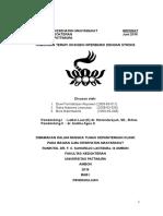 Referat Hubungan Terapi Oksigen Hiperbarik Dengan Stroke - Pembimbing -Letkol Laut (k) Dr. Hisnindarsyah, Se., m.kes, Dr. Andika