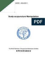 Scalp Acupunctura