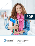 The Complete Guide to Discouraging Plagiarism