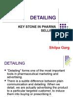 Detailing in Pharma Sales