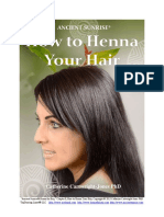 Chapter 8 How to Henna Your Hair
