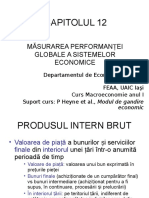 CAPITOLUL 12 Macroeconomie