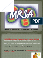 MRSA Report
