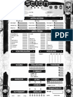 Scion Hero4-Page Editable