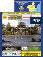 Costa Cálida Chronicle's monthly magazine July 2016
