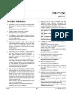 JMET 2011 Detailed Solutions