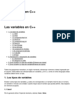 Las Variables en c 3169 Kpo49j