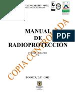 RAAF013 Manual de Radioproteccion - V2