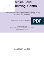 Lecture04 Machine Programming 2 Control