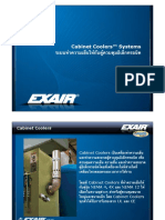 exair - th - cabinet coolers presentation