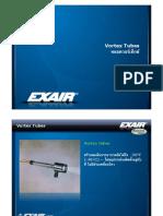 exair - th - vortex tubes presentation