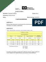 Exercícios topografia subterrânea.pdf