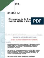 Unidad IV Dinamica Del Sistema