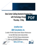 DC Cabling Standards - Jonathan Jew