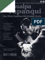 LA GUITARRA Y EL CANTO DE ATAHUALPA YUPANQUI - POR JORGE MORALES - PARAGUAY - ARGENTINA - PORTALGUARANI