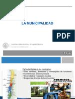 Presentación CGR La Municipalidad