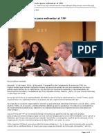 Servindi - Servicios de Comunicacion Intercultural - Amplia Convergencia Para Enfrentar Al Tpp - 2016-05-12