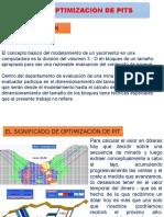 Exposicion de Optimizacion de Pits