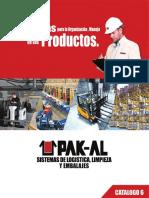 Catalago Pak-Al Int'l 2015