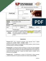 Examen Parcial - Metodos Numéricos