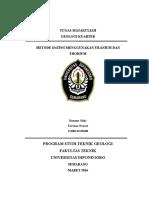 Resume Paper Geologi Kuarter