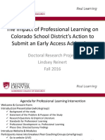 phase two professional learning intervention part 1