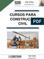 Cursos para Construção Civil