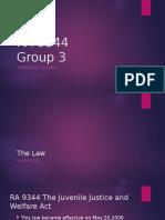 Group 3 RA9344