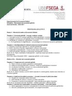 EG 3 1 PA ELR0287 Dimensiuni Ale Economiei Globale