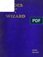 Woes of a Wizard Text Based