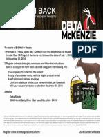 Delta Rebate