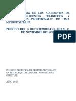 Informe Notificacaciones Diciembre2012 Noviembre2013