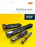 Rotating Tools - Drilling