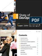 2016 State of DevOps Report