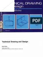 Wicks TechnicalDrawingDesign Text